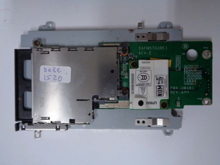 Express card reader за Dell Inspiron 1520