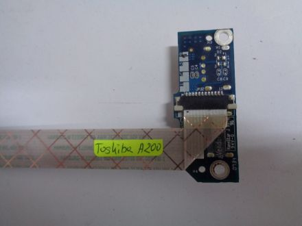 USB board за Toshiba Satellite A200