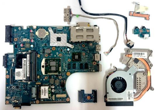 Охлаждане и вентилатор за HP ProBook 4520s 4720s
