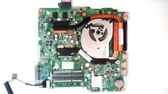 Охлаждане и вентилатор за HP Touchsmart 15-N