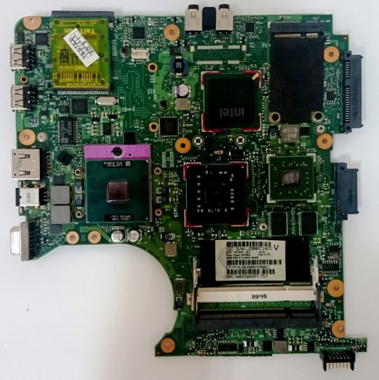 Дънна платка за HP 6730s 6531s