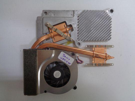 Охлаждане с вентилатор за Sony Vaio VPC-CW