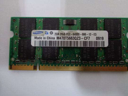 RAM памет Samsung DDR2 2GB 800 MHZ