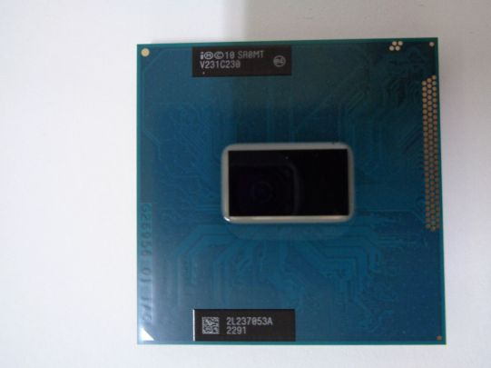 Процесор Intel Core i7-3520M (4M Cache, up to 3.60 GHz)