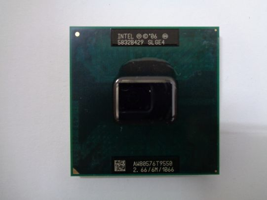 Процесор Intel Core 2 Duo T9550 (6M Cache, 2.66 GHz)