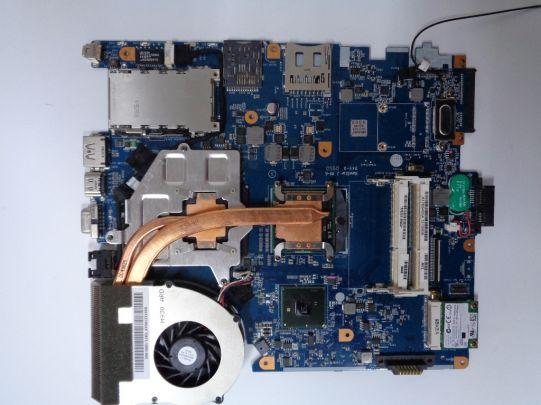 Охлаждане с вентилатор за Sony Vaio VPC-F Series