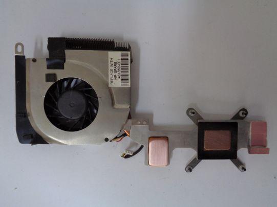 Охлаждане с вентилатор за HP Pavilion DV6000 AMD