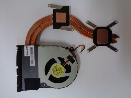 Охлаждане с вентилатор за Toshiba Satellite L850, C870, C855