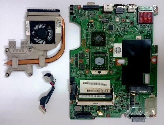 Охлаждане и вентилатор за HP Pavilion G60 CQ60