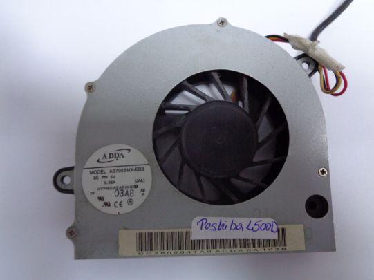 Вентилатор за Toshiba Satellite L500D