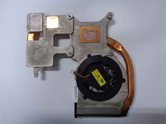 Охлаждане с вентилатор за HP G70