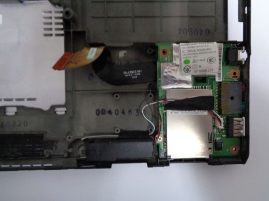 Card Reader Платка за Lenovo X201i