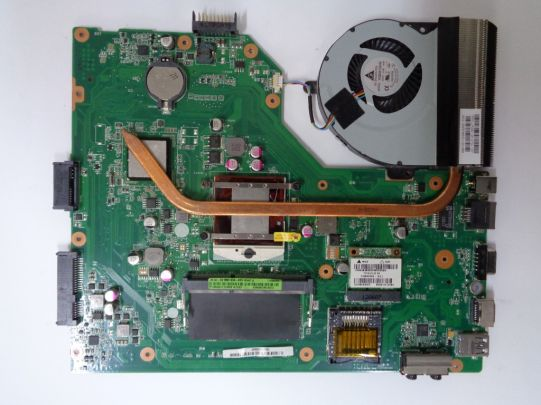 Охлаждане с вентилатор за Asus K54C