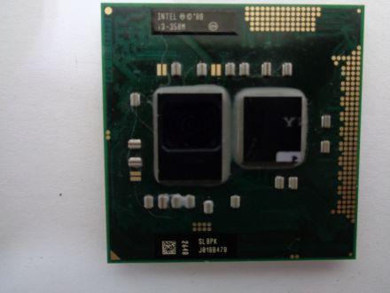 Процесор Intel Core i3-350M
