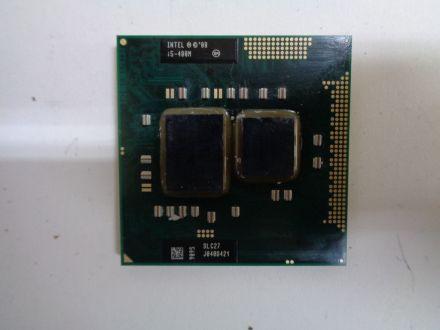 Процесор Intel i5-480m