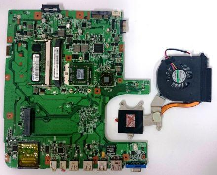 Охлаждане и вентилатор за Acer Aspire 5535 5735
