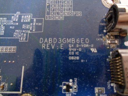 Дънна платка за  Toshiba P300 P305 A300D