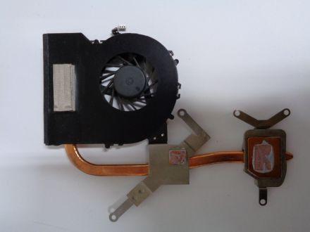 Охлаждане с вентилатор за Toshiba P300 P305 A300D