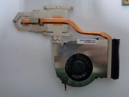 Охлаждане с вентилатор за Dell Inspiron 1750
