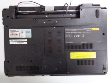 Долен корпус за Sony Vaio VPC-CW