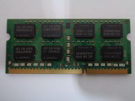 RAM памет Samsung DDR3 4GB 1600 MHZ