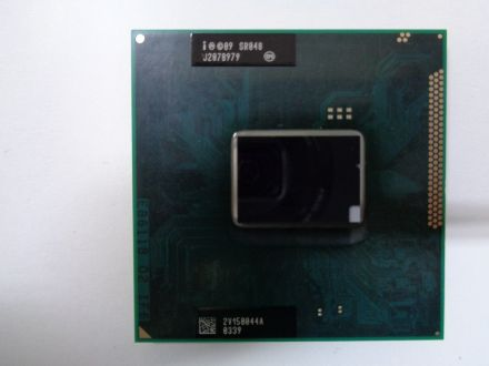 Процесор Intel Core i5-2520M (3M Cache, up to 3.20 GHz)