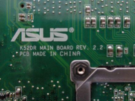 Дънна платка за  Asus K52DR