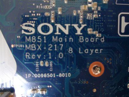 Дънна платка за  Sony Vaio VGN-NW Series
