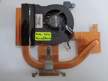 Охлаждане с вентилатор  за Acer TravelMate 3010