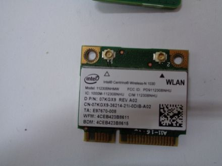 Intel Centrino 1030 Wireless WiFi 802.11 b/g/n