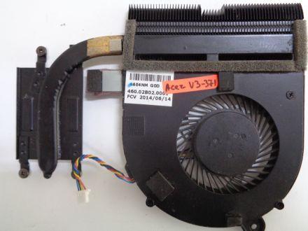 Охлаждане с вентилатор  за Acer Aspire V3-371