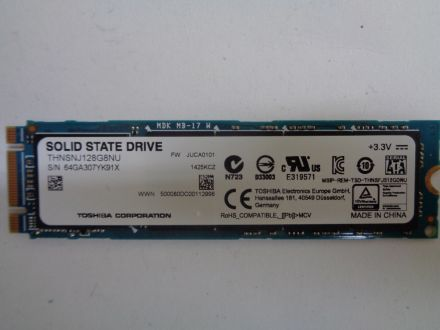Solid State Drive Toshiba 128GB