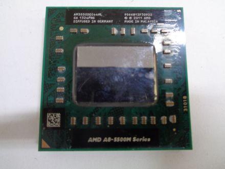Процесор AMD A8-5550M