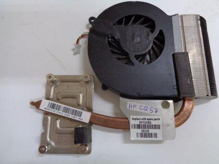 Охлаждане с вентилатор за HP Compaq CQ57