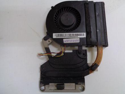 Охлаждане с вентилатор за Lenovo G500