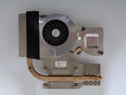 Охлаждане с вентилатор за HP ProBook 4710s