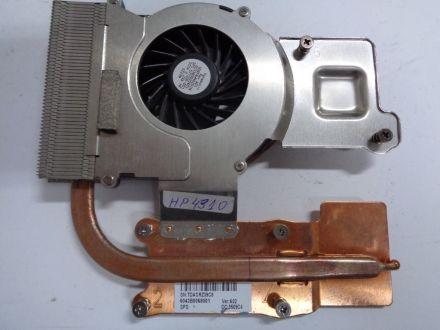 Охлаждане с вентилатор за HP ProBook 4310