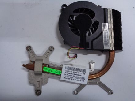 Охлаждане с вентилатор за HP G6-1000
