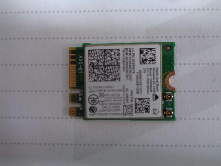 Intel Dual Band Wireless - 3160 model  3160NGW