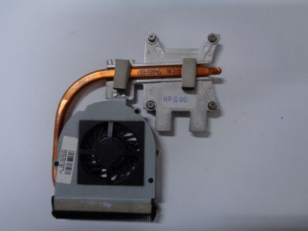 Охлаждане с вентилатор за HP G60